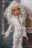 Lace Outfit #2 for Kaye Wiggs MSD BJD or any other 18″ MSD size doll