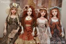Four Tessas