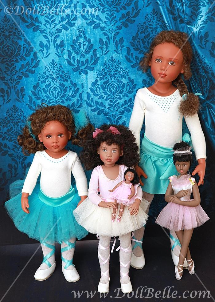 Helen Kish Amalia, Kira, Natalie and Tonner Nina