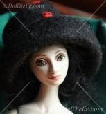 Marcelle – OOAK doll by Marikula – Marina Kulakova