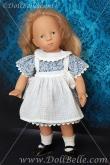 Gotz Natterer 1991 Fanouche doll