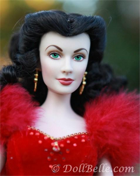 Scarlett Shame Vinyl Doll