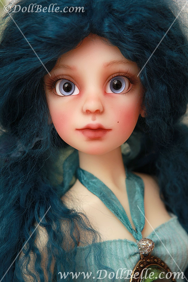 Matilda's new faceup
