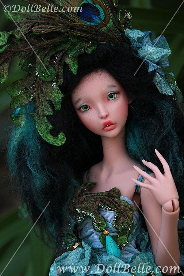 Ellana Pink by Lillycat Cerisedolls