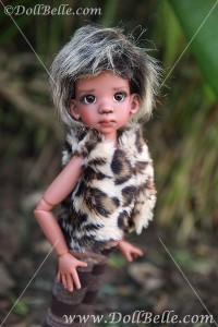A Boy or a Girl? Tan Talyssa by Kaye Wiggs